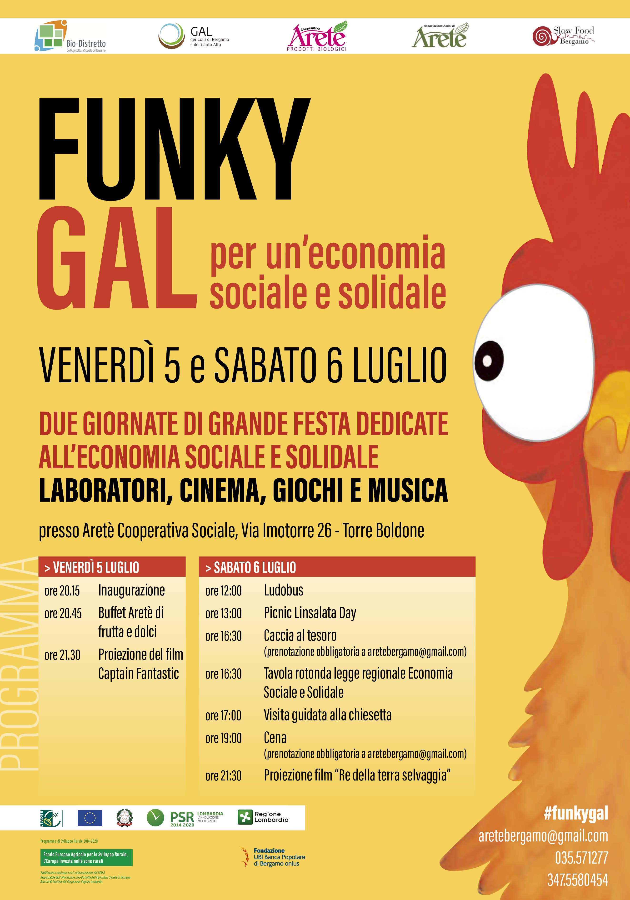 Funky Gal economia sociale e solidale