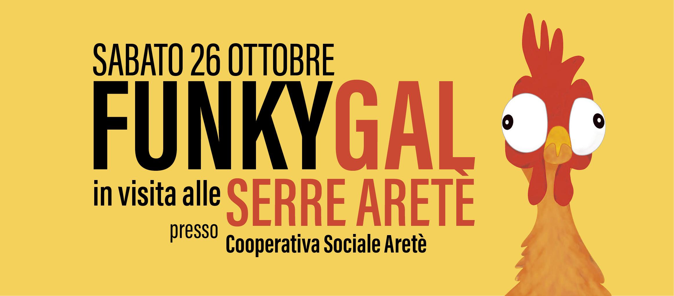 Funky Gal – copertina facebook-serre aretè