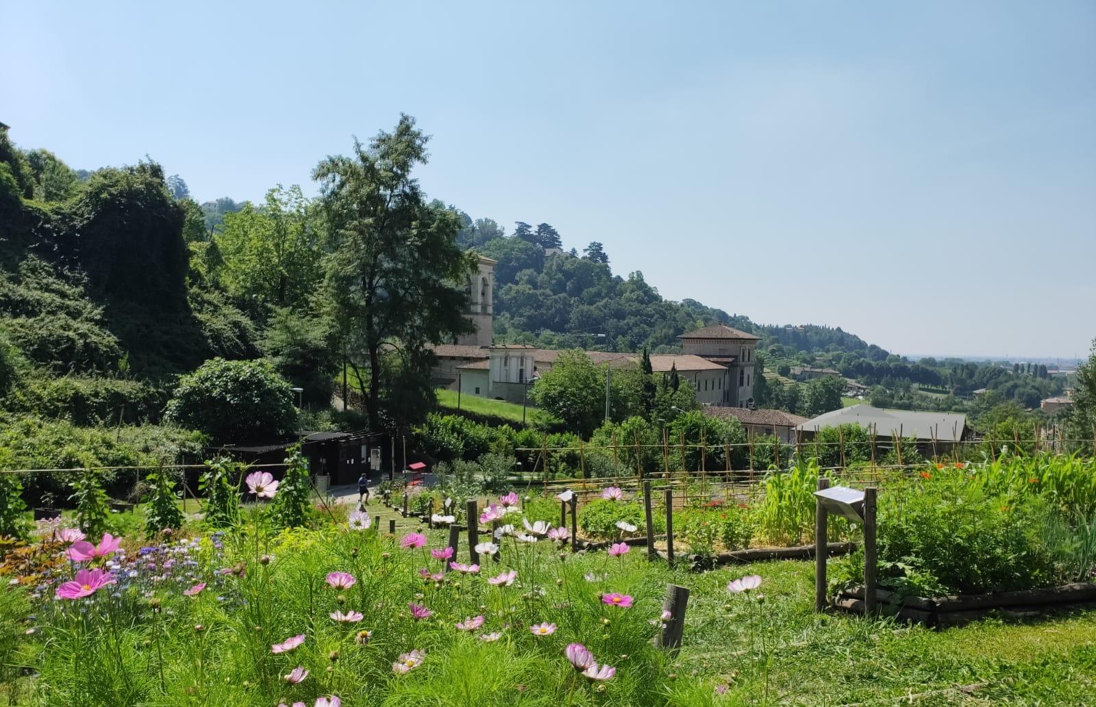 Areté alla Valle della Biodiversità di Astino